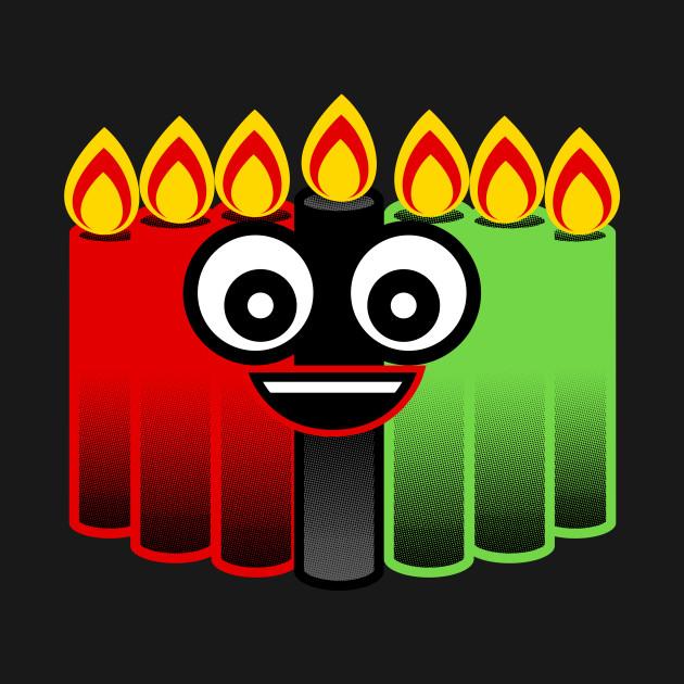 Happy Kwanzaa Ugly Sweater Tshirt Emoji