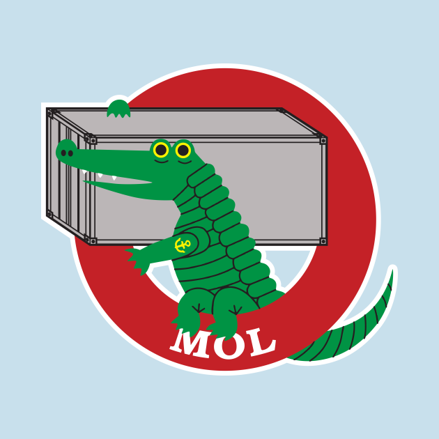 MOL Container Services Gator