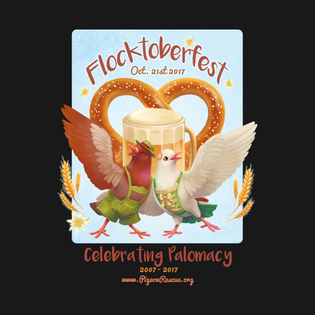 Flocktoberfest (blue)