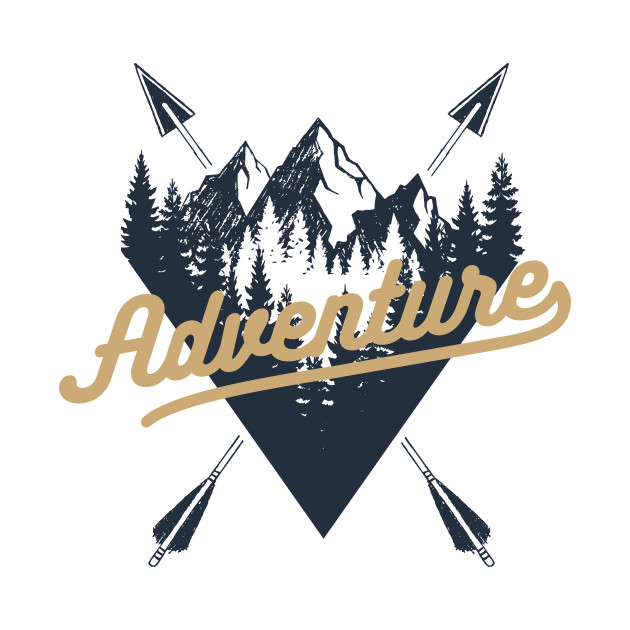 Adventure. Mountains
