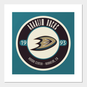 Anaheim hockey ducks minimalist logo hockey t shirt for Minimalist house logo
