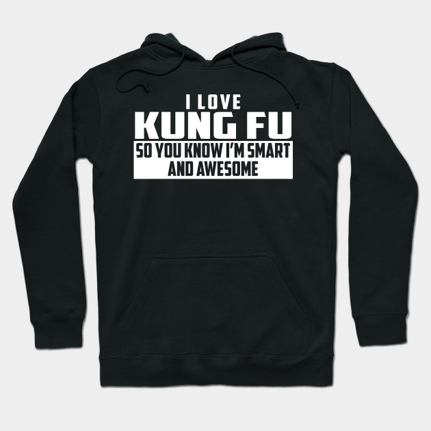 Smart and Awesome Kung Fu