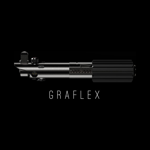 GRAFLEX lightsaber
