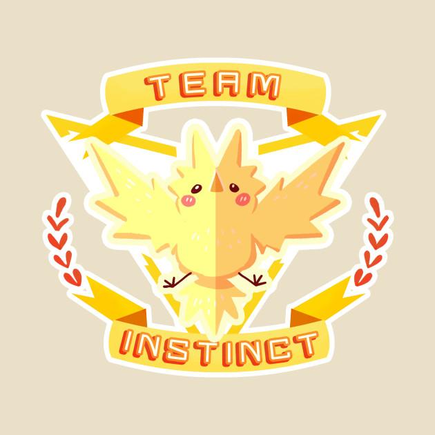 Team Instinct!