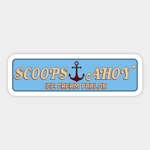 Scoops Ahoy Stranger Things Season 3