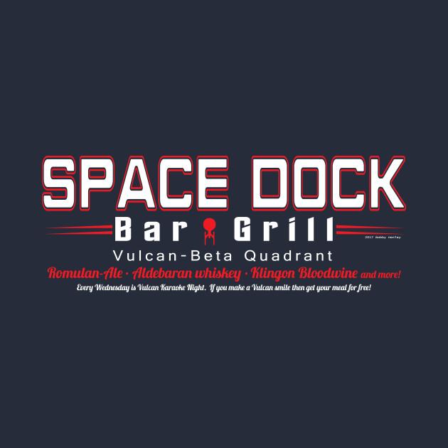Space Dock Bar & Grill  (Vulcan)