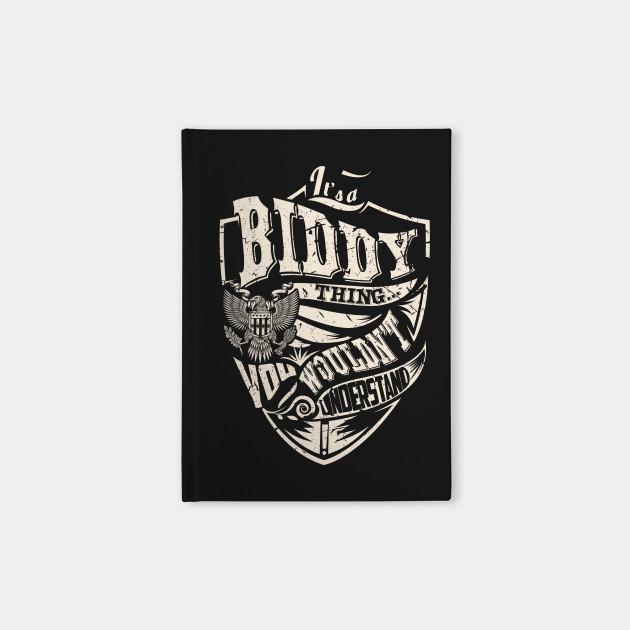 It S A Biddy Thing Biddy Notebook Teepublic