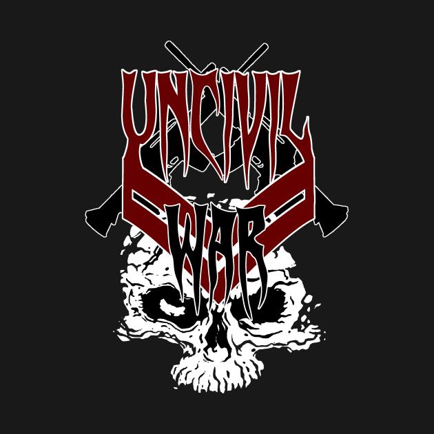 Uncivil War Skull