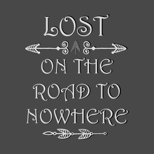 Lost Nowhere t-shirts