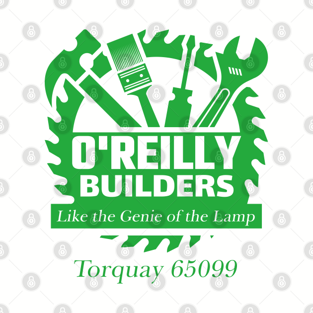 O'Reilly Builders Like the Genie of the Lamp