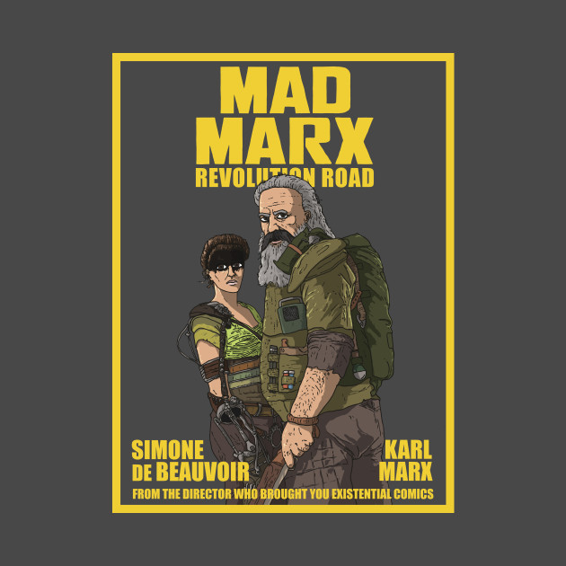 Mad Marx - shirt