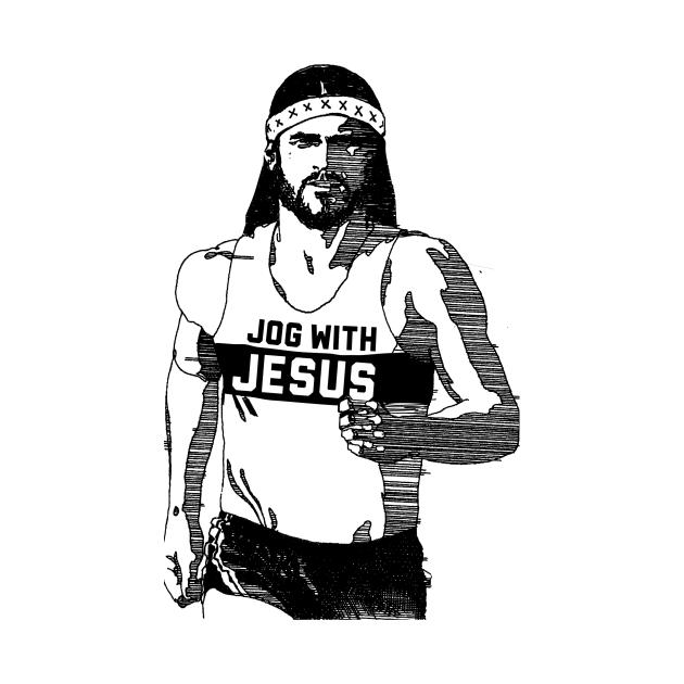 Jog with Jesus