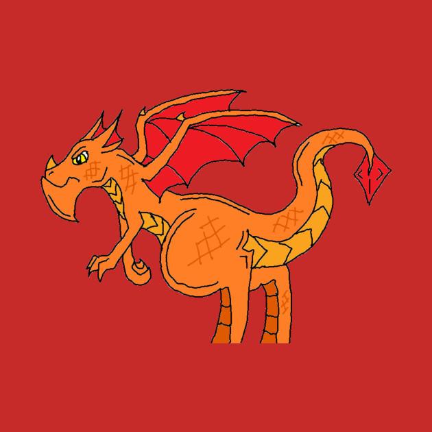 angry dragon t shirt teepublic