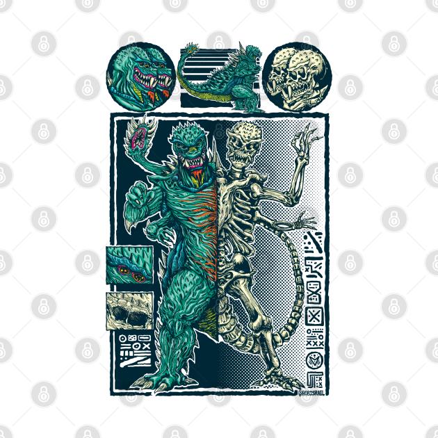 Kaiju Split