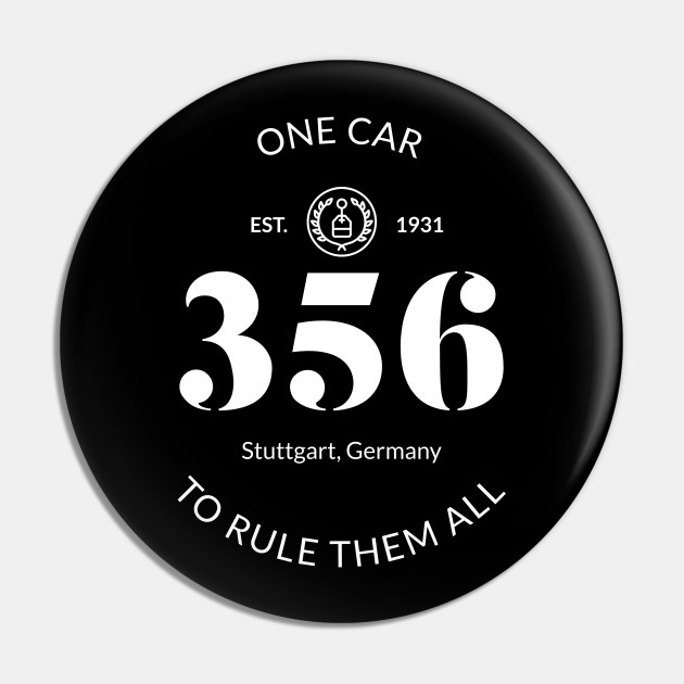 356 One Car To Rule Them All Black