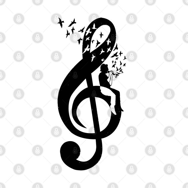 Treble Clef - Singer