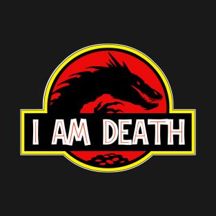 Smaug - I Am Death t-shirts