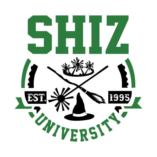 Shiz University. Wicked Musical.