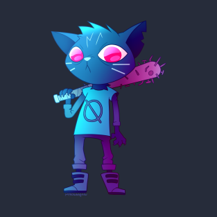 Night In The Woods T Shirts Teepublic
