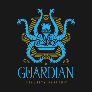Protected by Guardian Security t-shirts