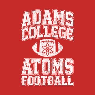 Adam's College Atoms Football (Variant) t-shirts