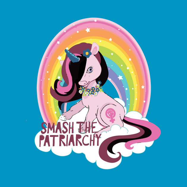 Unicorns Smash The Patriarchy