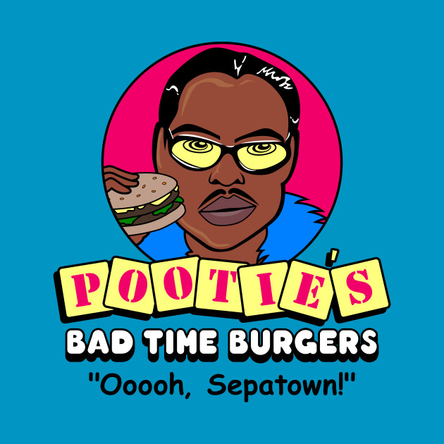 Pootie's Bad Time Burgers