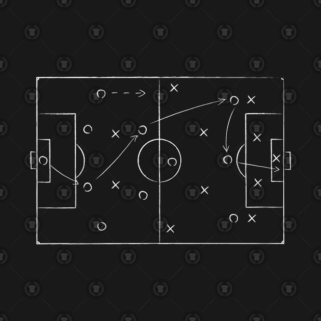 SOCCER FOOTBALL PLAY TACTICS STRATEGY