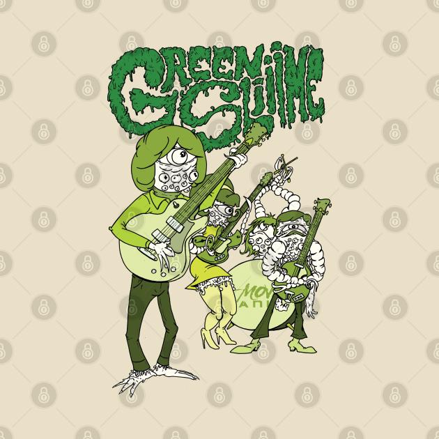 Green Slime Band