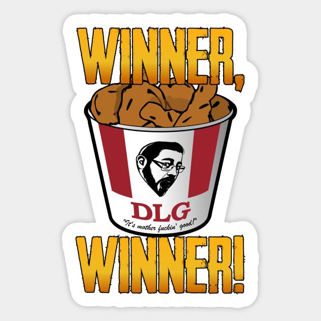 DLG PUBG Logo - Gaming - Sticker | TeePublic