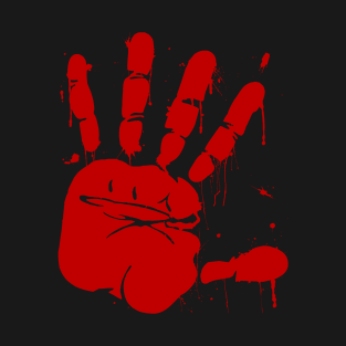 Blood Hand Png