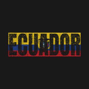 60ea23d340ef7 Ecuadorian Pride T-Shirts | TeePublic