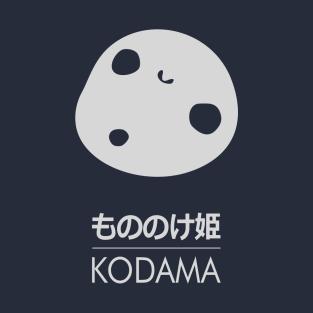 Princess Mononoke - Kodama t-shirts