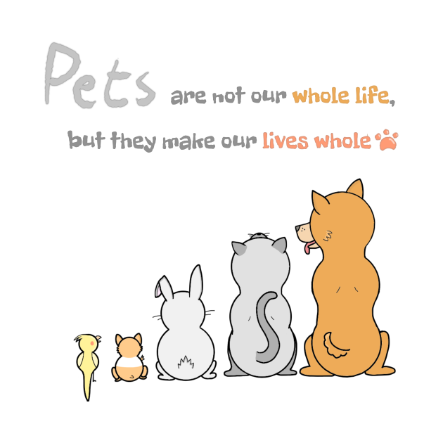 Pets Are Life!