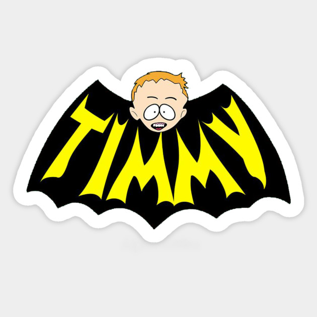 Timmy- South Park Superhero