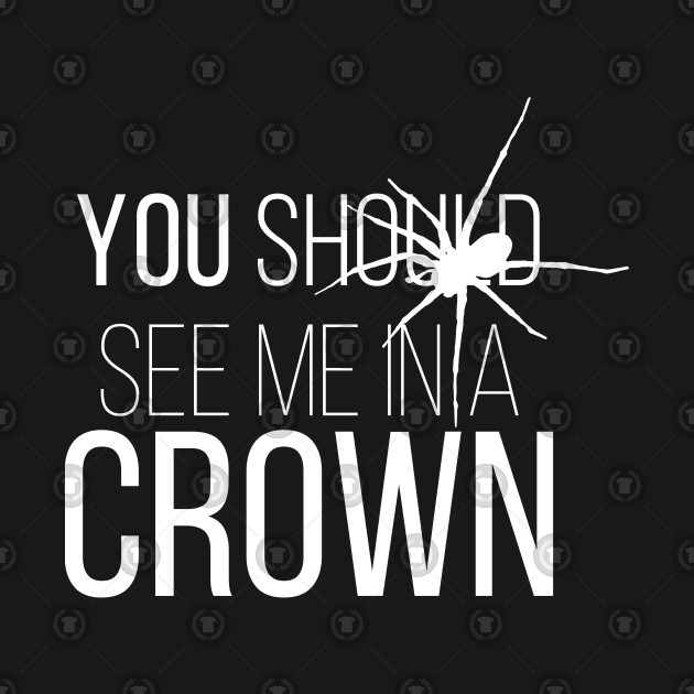 you should see me in a crown lyrics