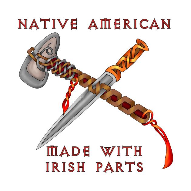 Native American/Irish