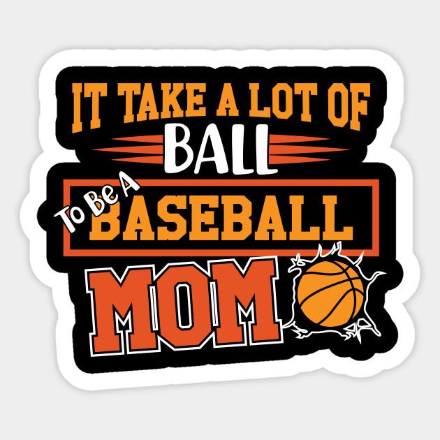 Baseball Mom, Sport, Motherday gift