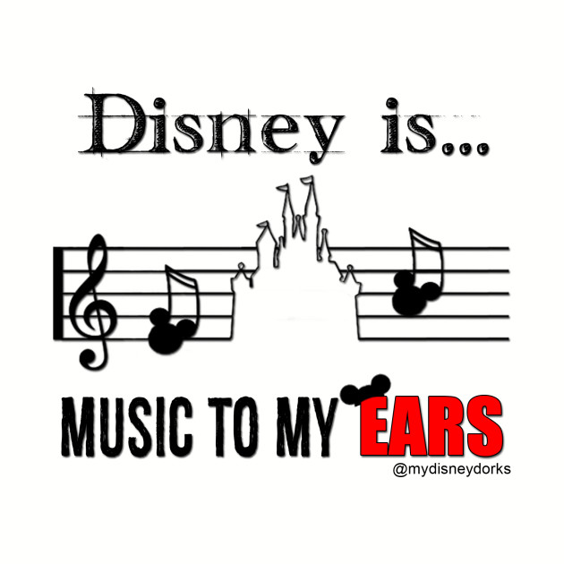 Disney is Music to my Ears