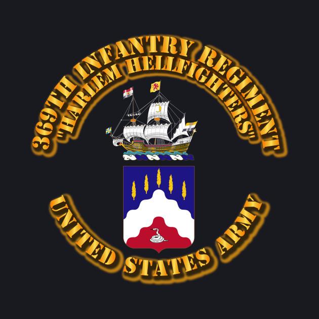 COA - 369th Infantry Regiment - Harlem Hellfighters
