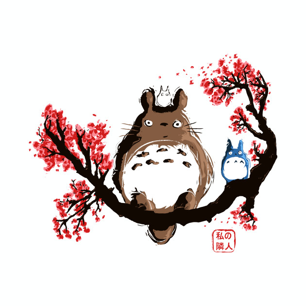 Traditional Totoro