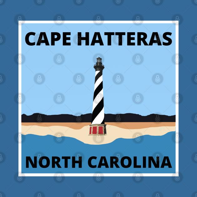 Cape Hatteras Lighthouse Beach