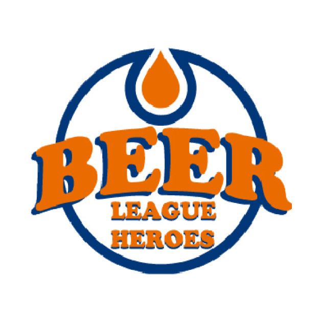 Official Beer League Heroes Shirt