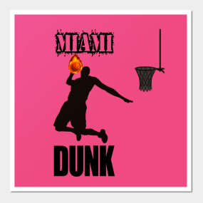 333310b625a Miami Heat Posters and Art Prints