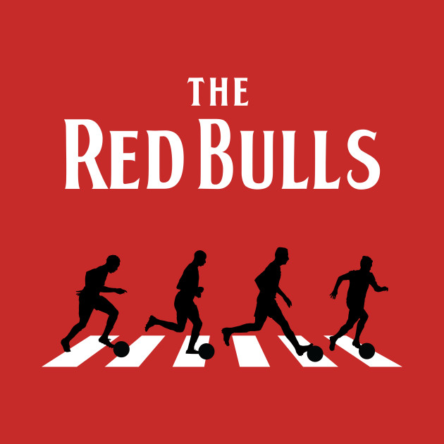 The Red Bulls - Road (white text)