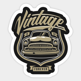 Muscle Cars Stickers Teepublic