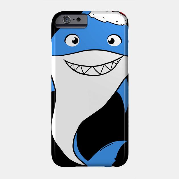 Christmas Shark Christmas Shark Phone Case