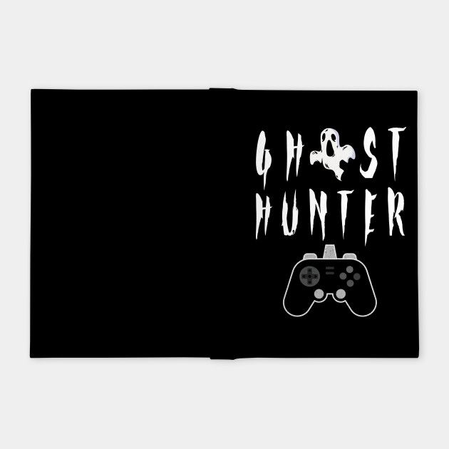 Video Game Lovers Kids Men T-Shirt Gift Hunting Ghosts Players