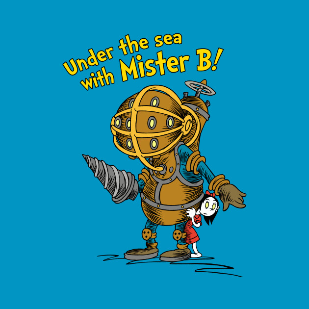 Under The Sea With Mister B!