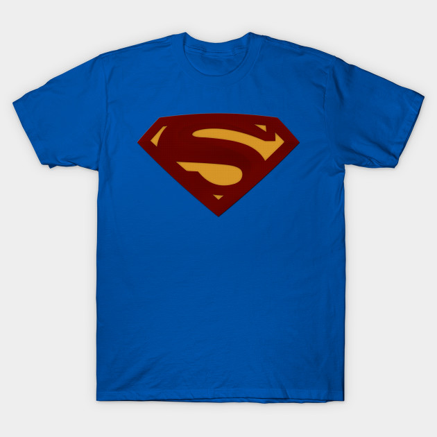c372030bf1cc4 Superman Returns shield - T-Shirt